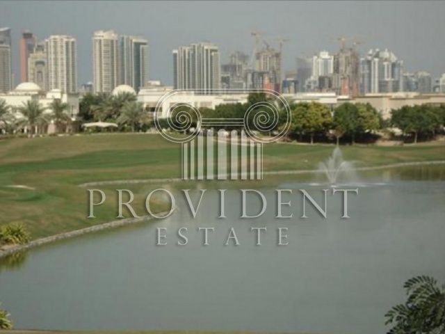 Montgomerie Maisonettes, Emirates Hills - Lake View